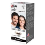 Tinte Tapa Cana 4 aplicaciones Negro Natural marca Godefroy
