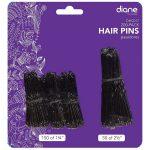 Ganchos para cabello Ilusion Combo 200 unidades marca Diane