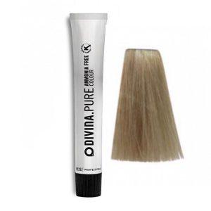 Tinte para cabello 9.13 rubio Muy Claro Arena marca Eva Professional
