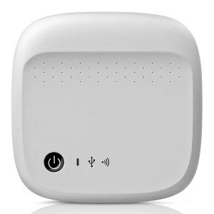 Disco duro Externo Wifi 500GB Marca Seagate Color Blanco