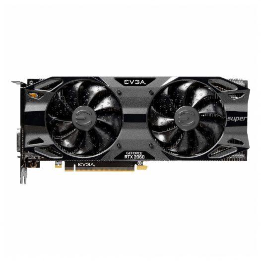 Tarjeta de Video EVGA RTX 2060 Super SC Ultra Gaming de 8GB GDDR6 PCie 3.0 x16