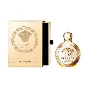 Perfume para Mujer Eros Pour Femme de 100ml marca Versace