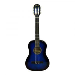 "Guitarra Clasica para Niño marca Sara 30"" color Azul Con Funda"