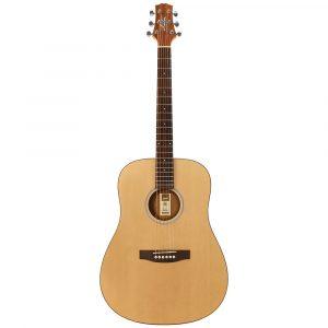 Guitarra Acústica D20 NTM tipo Dreadnought marca Ashton color Natural