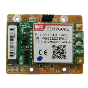 Módulo 4G para panel de Alarma Hibrido Hikvision