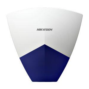 Sirena inalámbrica Externa compatible con panel de Alarma Hikvision