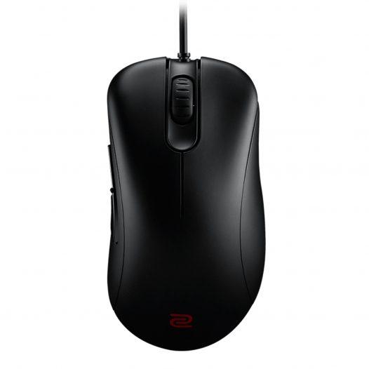 Mouse Gaming Alámbrico Gear EC2-B 5 Botones color Negro marca Zowie