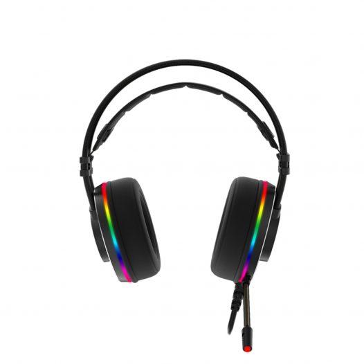Audifonos Gaming HG23 de 7.1 Canales con RGB y conexión USB marca Fantech
