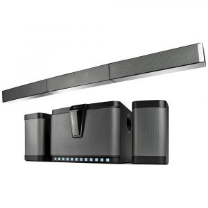 Sistema de parlantes de 5.1 para TV Zaffire KSB-500 marca Klip Xtreme