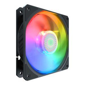 Ventilador para computadora 120 SickleFlow RGB marca Cooler Master
