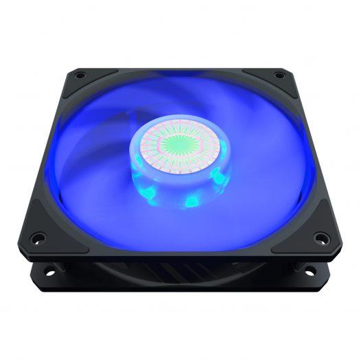 Ventilador para computadora 120 SickleFlow Azul marca Cooler Master