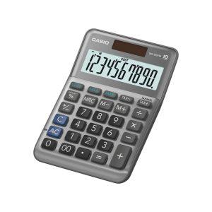 Calculadora de Escritorio Mini MS-100FM marca Casio