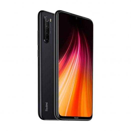 Xiaomi Redmi Note 8 4GB RAM 64GB ROM Liberado DualSIM Versión Global Negro Espacial