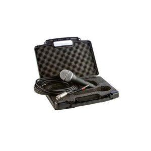 Microfono con Cable XLR/Jack marca Ashton