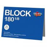 Block Dibujo 180 Gramos 37.7x27cms ProArte