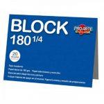 Block Dibujo 180 Gramos 53.5x37.7cms ProArte