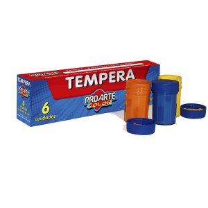 Tempera 6 Colores ProArte
