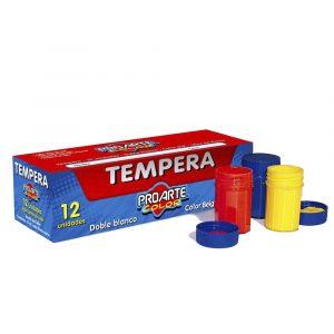 Tempera 12 Colores ProArte