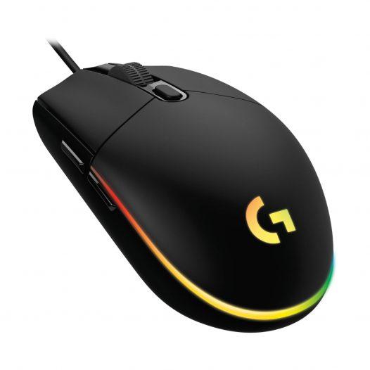 Mouse Gaming Logitech G203 Lightsync