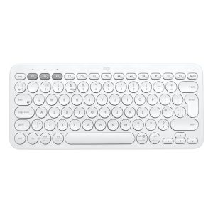 Logitech K380 Teclado Multidispositivos Bluetooth color Blanco