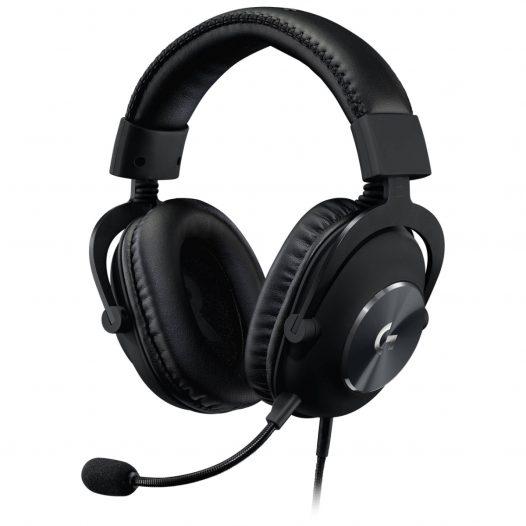 Audífonos Gaming Logitech G Pro X Wireless LightSpeed 7.1 Canales