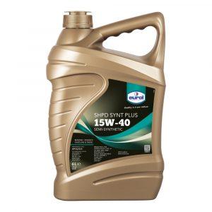 Aceite de Motor 15W-40 Eurol 6 Litros