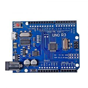 Arduino UNO R3 Tarjeta de Desarrollo