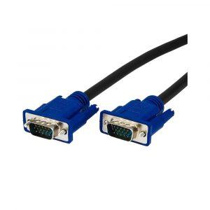 Cable VGA 1.80 Metros macho a macho Argom