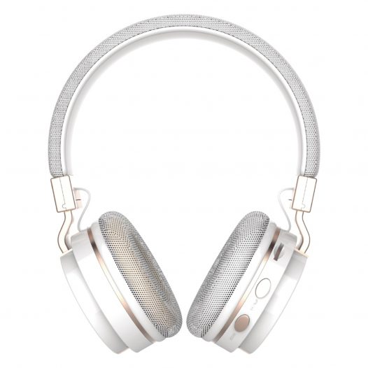 Audífonos Inalámbricos Bluetooth Tellioz Dots Blancos