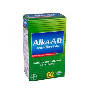 Alka AD Dispensador de 60 Tabletas