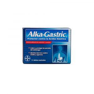 Alka Gastric Caja de 12 Tabletas