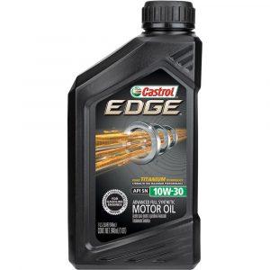 Aceite Castrol 10W30 Edge 1QT