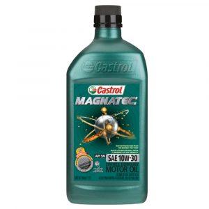 Aceite Castrol 10W30 Magnatec 1QT