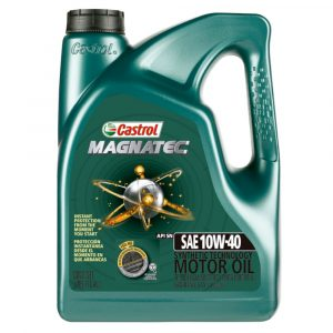 Aceite Castrol 10W40 Magmatec Diésel 1 Galón