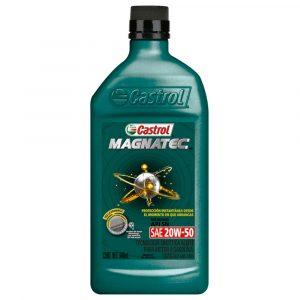 Aceite Castrol 20W50 Magnatec Diésel  946ml