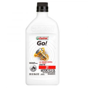 Aceite Castrol GO 2T para Motocicletas 2 Tiempos 946ml