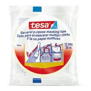 Masking Tape 25m x 12mm Tesa 53123