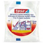 Masking Tape 25m x 18mm Tesa 53123