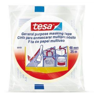 Masking Tape 25m x 48mm Tesa 53123