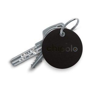 Chipolo Classic Rastreador GPS Portátil color Negro