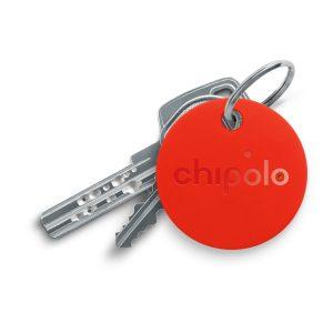 Chipolo Classic Rastreador GPS Portátil color Rojo