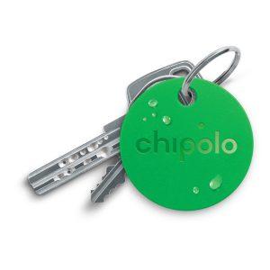 Chipolo Plus (Gen2) Rastreador GPS Portátil color Verde