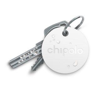 Chipolo Plus (Gen2) Rastreador GPS Portátil color Blanco