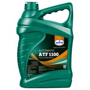 Aceite Totalmente Sintético para Transmisiones Automáticas ATF 1100 Eurol 5 Litros