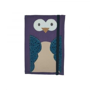 Funda para Tablet de 7 Pulgadas diseño Búho Púrpura