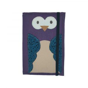 Funda para Tablet de 8 Pulgadas diseño Búho Púrpura