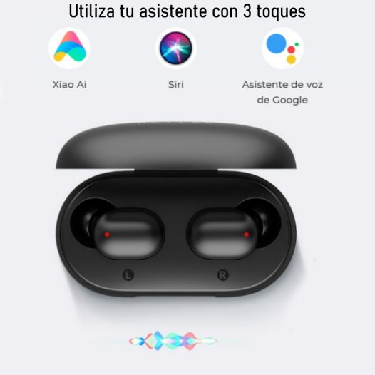 Haylou GT1 XR Audífonos Inalámbricos Negro