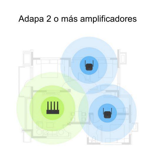 Xiaomi Mi Wi-Fi Range Extender Pro Repetidor Negro