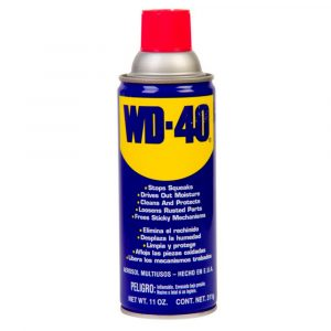 Lubricante Multiusos WD-40 11z