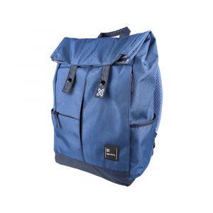 "Mochila Alpine Klip Xtreme KNB-360BL para Laptop 15.6"" Azul"